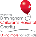 supporting birmingham childrens hospital